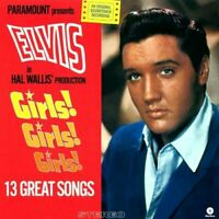 Presley- Elvis	Girls! Girls! Girls! + 2 Bonus Tracks (New Vinyl)