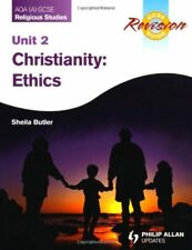AQA (A) GCSE Religious Studies Revision Guide Unit 2: Christianity: Ethics (Aq,