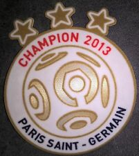 France Patch Badge LFP Ligue 1 maillot de foot du Paris.SG Champion 2013 * 13/14