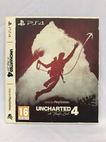Uncharted 4 | Only On PlayStation Collection Limited Edition Display Sleeve