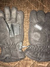 1806 Exhale Heating System Youth polar fleece glove 8-10