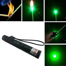 10Miles Laser Pointer Pen Military Focus Lazer Torch Pen Light Power Green