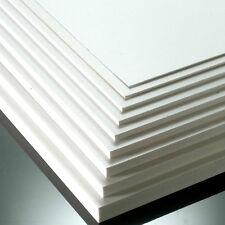 WHITE MATT PVC FOAMEX FOAM SHEETS SIGN DISPLAY MOUNTING FOAMBOARD SIGNAGE BOARD