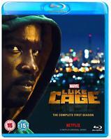 LUKE CAGE Season 1 [Blu-ray] Complete First Season One Netflix TV Series Marvel