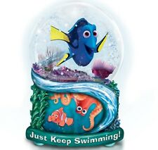 Dory - Finding Nemo Disney Snow Globe / Water Globe Bradford Exchange