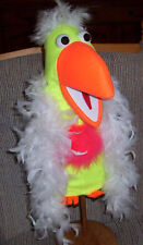Blacklight Funny Bird Ventriloquist Puppet-ministry, performers, Education-NEW