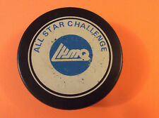 1986-91 OHL/QMJHL All Star Challenge Hockey Puck Viceroy Canada Quebec Ontario