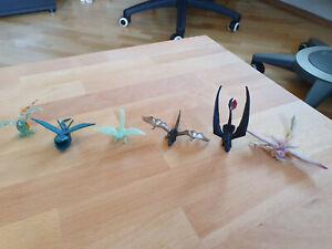 """12 Figuren aus """"Drachen Zähmen leicht gemacht"""""""