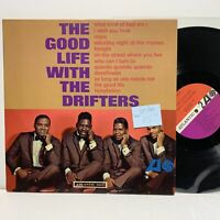 The Drifters The Good Life With- Atlantic 8103 Mono 1st Press VG+-/VG++
