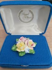 Albert Brooch Vintage Royal