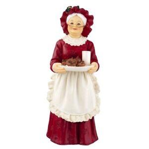 Dollhouse Mrs. Santa Doll 1/12 Scale