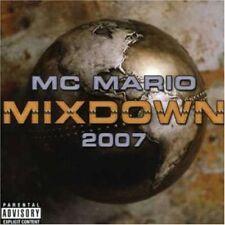 Mixdown 2007 by MC Mario (CD, 2007)