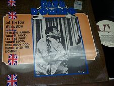 THE FATS DOMINO STORY, GREAT BRITAIN IMPORT, VOLUME 6, LET FOUR WINDS BLOW