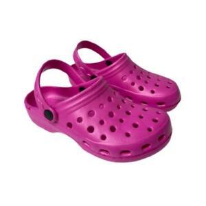 Womens Summer Casual Work Flat Beach Garden Summer Pool Hospital Shoes Size 4-8