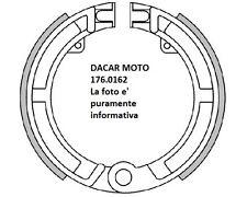 176.0162 Ganasce Polini Piaggio Ape C 1/2/3 150 freno anteriore