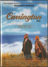 Carrington (1995) DVD, NEW!! Emma Thompson, Jonathan Pryce