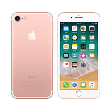 Apple iPhone 7 32GB Rose Gold Unlocked Good Condition