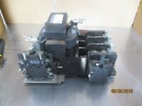 GENERAL ELECTRIC STARTER MOD:CR308F1042WAGSLT SIZE 4 3PH #951252C USED