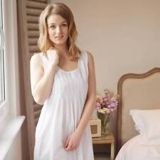 LIZZIE -  100% COTTON NIGHTDRESS - MED