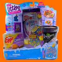 Shopkins Real Littles Lil' Shopper Pack - 8 Shopkins and 8 Mini Packs 57730