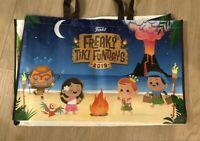 Freddy Funko POP Freaky Tiki Fundays 2019 SDCC Exclusive Reusable Tote Bag
