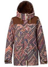 Burton Fremont Snowboard Jacket - Women's - Coat - Small, Wanderer Quilt