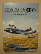 Le SNCASE AQUILON en action(de Havilland Sea Venom) *FRENCH TEXT*
