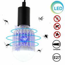 Zanzariera Elettrica Lampadina Lampada LED E27 Anti Zanzare Casa Campeggio