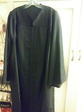 Black Graduation or Choir Robe and Cap