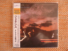 GENESIS AND THEN THERE WERE THREE MINI LP CD JAPAN JAPANESE JPN 2nd SERIES MINT