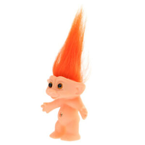 10cm   Nude   Lucky   Troll   Doll   Mini   Action   Figures   Toy