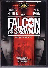 The Falcon and the Snowman DVD Sean Penn Timothy Hutton