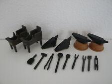 Playmobil 3442 5637 3125 3805 Schmiede Ranch Werkzeug Amboss Ersatzteile