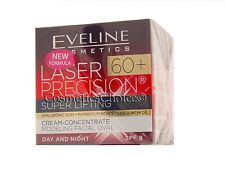Eveline Laser Precision 60+ Regenerating And Lifting Day And Night Cream 50ml