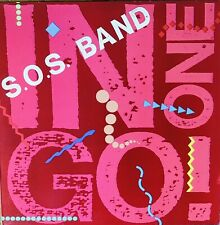S.O.S. BAND * The Best Of LP * High Hopes, The Finest Etc * 80's R&B FUNK SOUL❤️