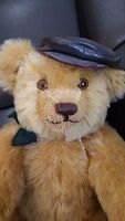 "Bee Jay from Pine Forest Bears by Sharon July The Cutest Fully jointed 14"" #25"