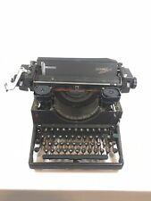 Machine à écrire HERMES Standard 6 TYPEWRITER Voir Description