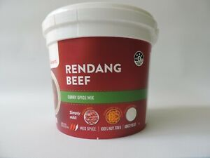 Curry Flavours Beef Rendang Spice Mix 1kg