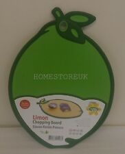 Hobby Life Novelty Shaped Non Slip Reversible Chopping Board BPA Tomato