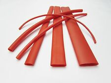 6FT Red Heat Shrink Tube Assortment 3:1 Dual Wall Adhesive Glue Line Marine/to