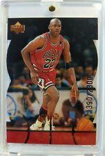 Rare: 1998 98 Upper Deck MJX Michael Jordan MJ Timepieces #82 #'d of 2300 Bulls