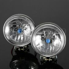 2X 3.5'' Round Car Motorcycle Headlight Fog Driving Light Reverse Lamp 12V 100W
