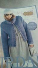 Sirdar Ladies Girls 12 Knitting Patterns 361  Super Chunky EASY KNIT BN