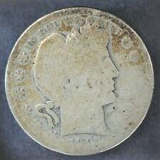 1897 US Barber / Liberty Head Half Dollar AG Condition   A-822