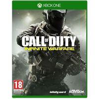 Call of Duty: Infinite Warfare New & Sealed (Microsoft Xbox One, 2016)