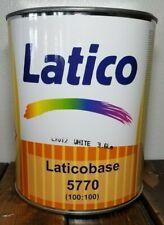 Laticobase 5770 White Gallon Basecoat
