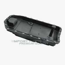 BMW Automatic Transmission Oil Pan + Filter + Gasket + Plug Assembly Premium 217