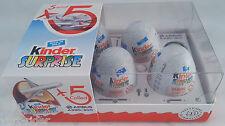 KINDER SURPRISE 5 egg DISPLAY PACK Airbus A-330 Lufhansa Turkish Asiana - sealed
