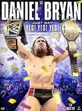WWE: Daniel Bryan - Just Say Yes! Yes! Yes, 3 Disc Set Brand New