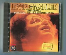 Mahler SYMPHONY No. 5 James Devine-CD-MADE IN JAPAN RCA # RD 89570 NEAR MINT